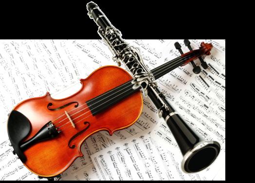 Violin & Clarinet