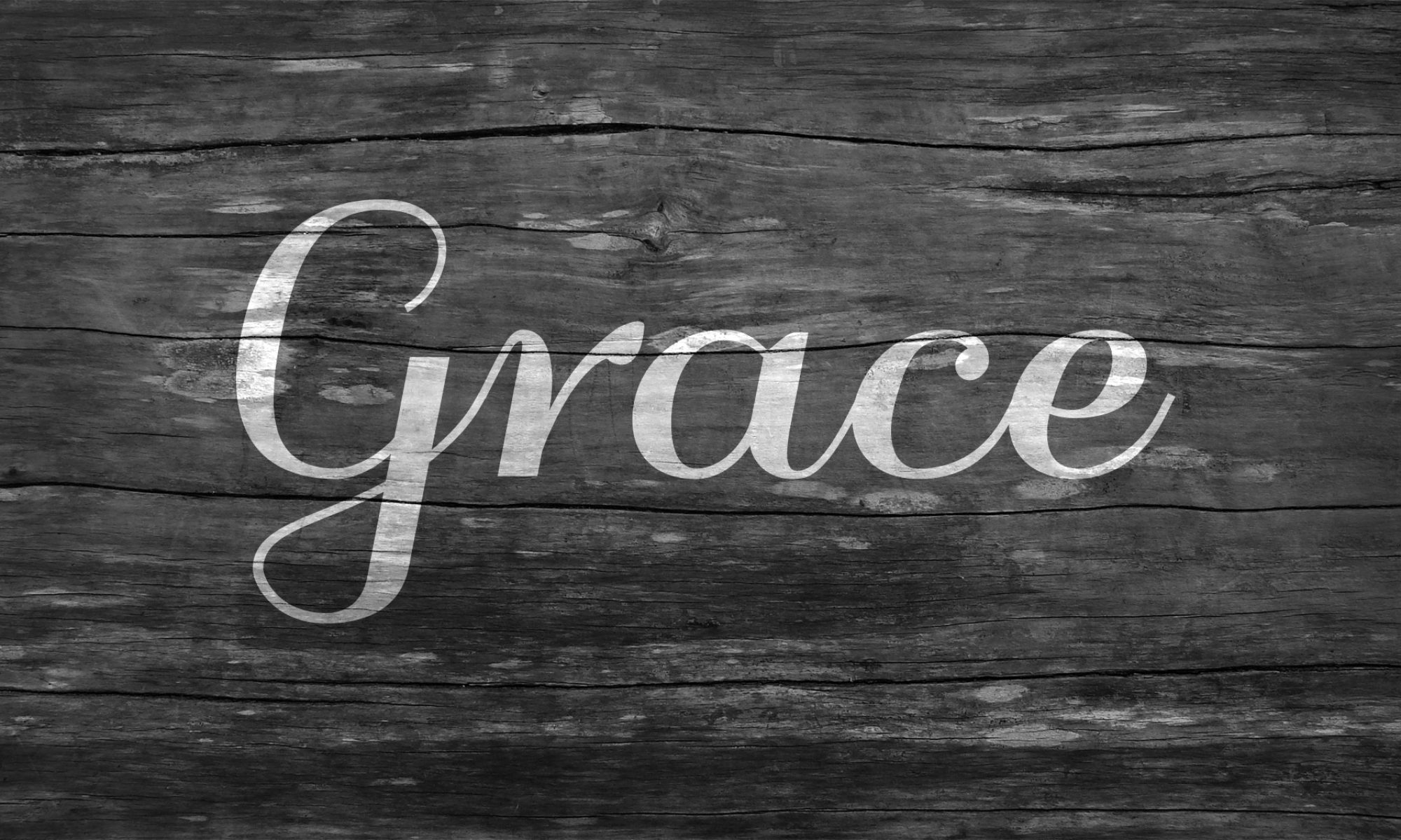 The Grace That Shapes My Life